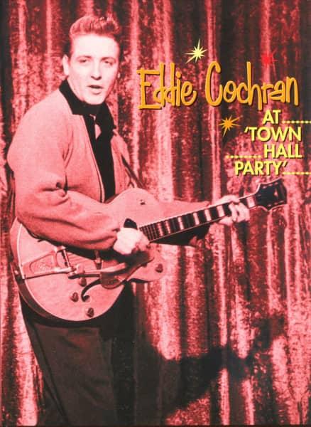 Eddie Cochran - At Town Hall Party (DVD)