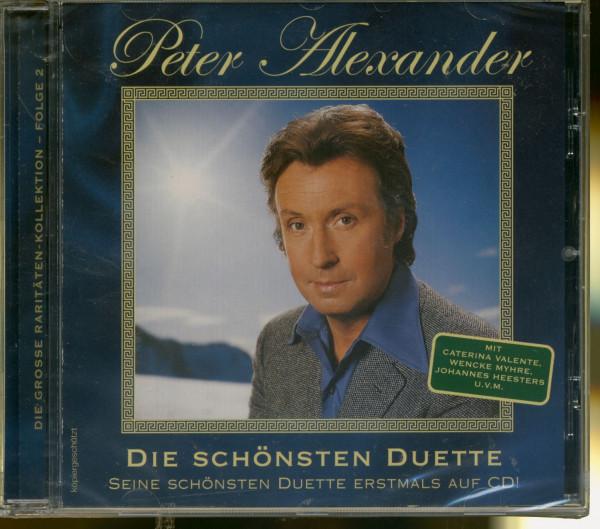 Alexander, Peter Die schönsten Duette - Raritäten Folge 2