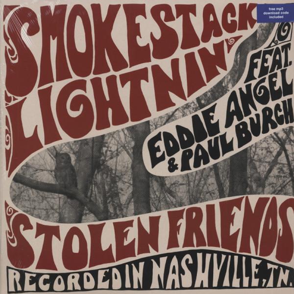 Smokestack Lightnin' Stolen Friends (with Eddie Angel) (2013)