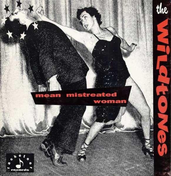 Mean Mistreated Woman - I Believe 7inch PS