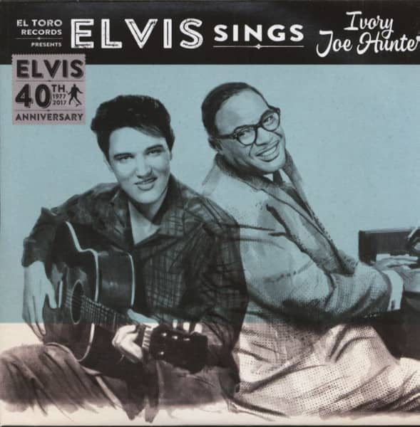 Elvis Sings Ivory Joe Hunter (7inch, EP, 45rpm, PS)