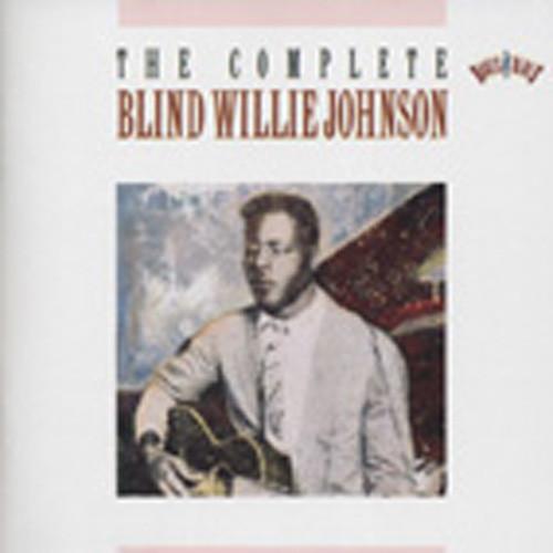 Johnson, Blind Willie The Complete (2-CD)