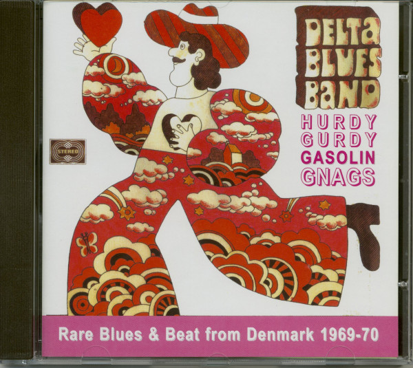 Delta Blues Band plus ... (CD)