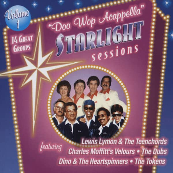 Va Doo Wop Acappella Starlight Session Vol.1