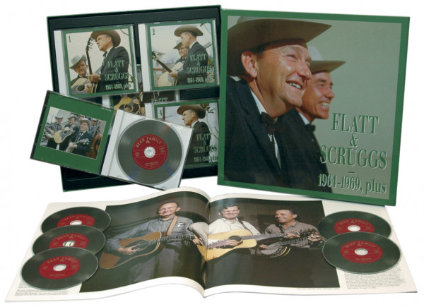 1964-1969, plus! (6-CD Deluxe Box Set)