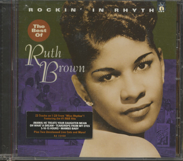 Rockin' In Rhythm - The Best Of Ruth Brown (CD)