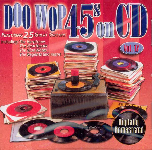 Va Vol.17, Doo Wop 45s On CD