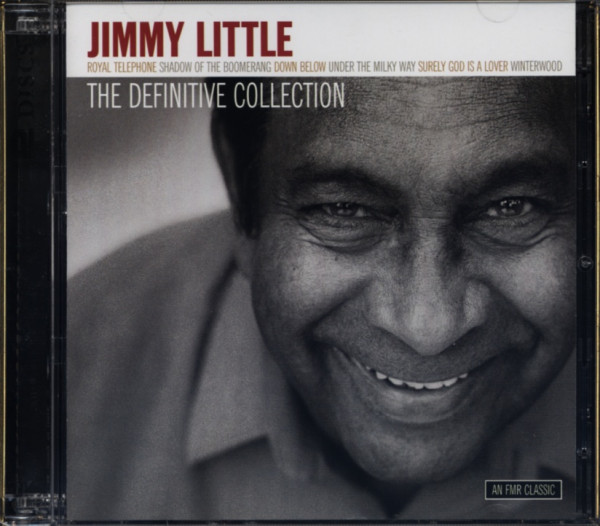 Little, Jimmy The Definitive Collection 1959-2001 2-CD