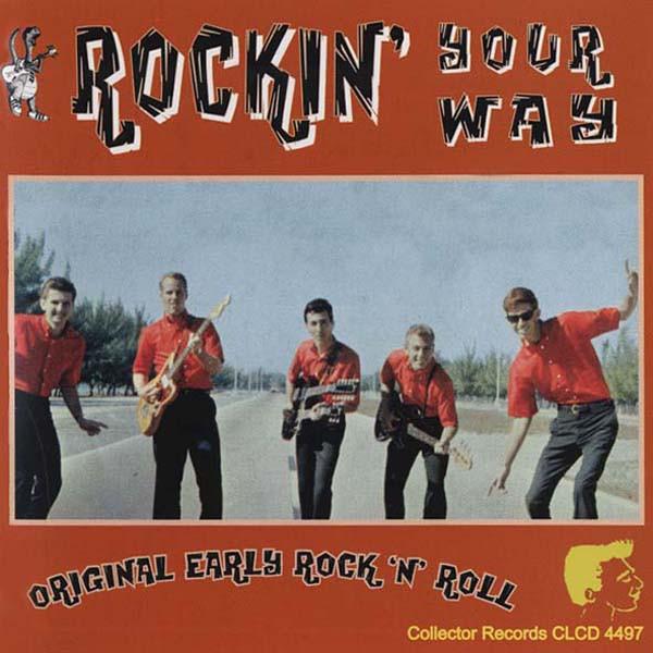 Va Rockin' Your Way