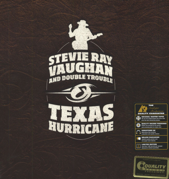 Texas Hurricane (200g) (Limited Numbered Edition Box Set) (33 RPM)