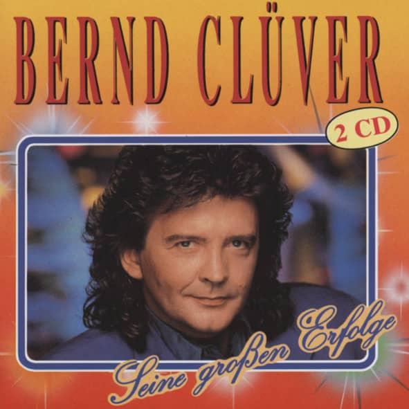 Clüver, Bernd Seine grossen Erfolge (2-CD)