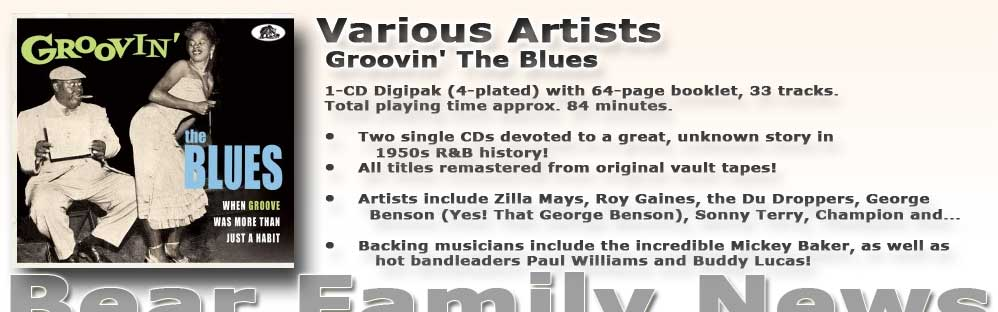 Various Groovin' The Blues