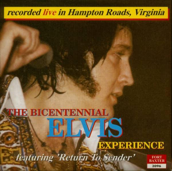 The Bicentennial Elvis Experience (CD)