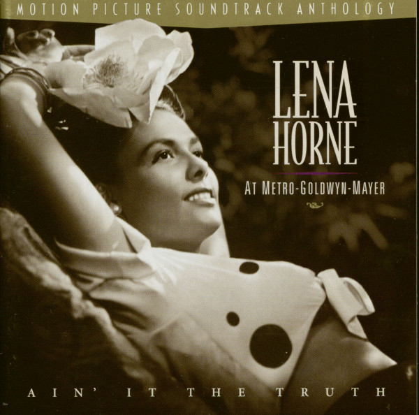 Ain't It The Truth - Lena At MGM (CD)
