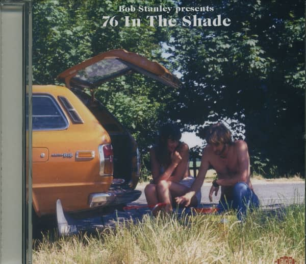 Bob Stanley Presents - 76 In The Shade (CD)