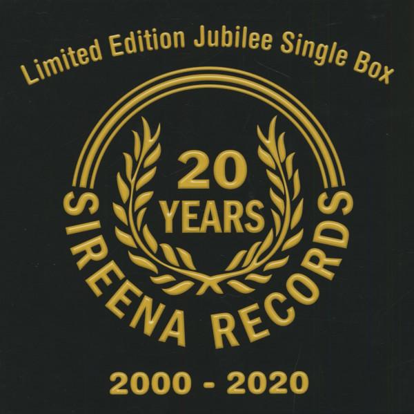Sireena Jubilee Single Box (5x7inch, 45rpm, Ltd.)
