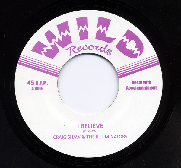 I Believe - Twist N Bop 7inch, 45rpm