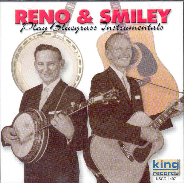 Reno, Don & Red Smiley Play Bluegrass Instrumentals
