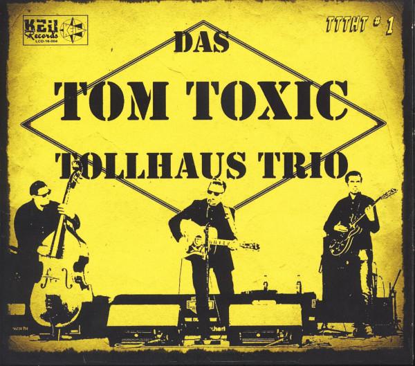 Das Tom Toxic Tollhaus Trio - TTTHT No.1 (CD, Ltd.)