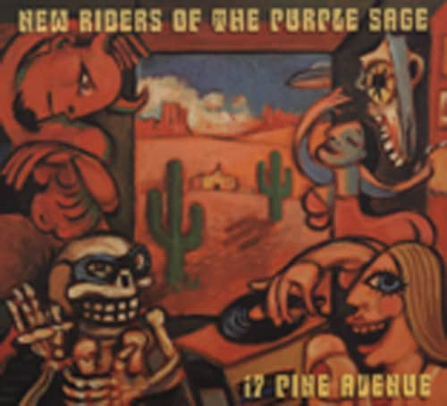 New Riders Of The Purple Sage 17 Pine Avenue (2011)