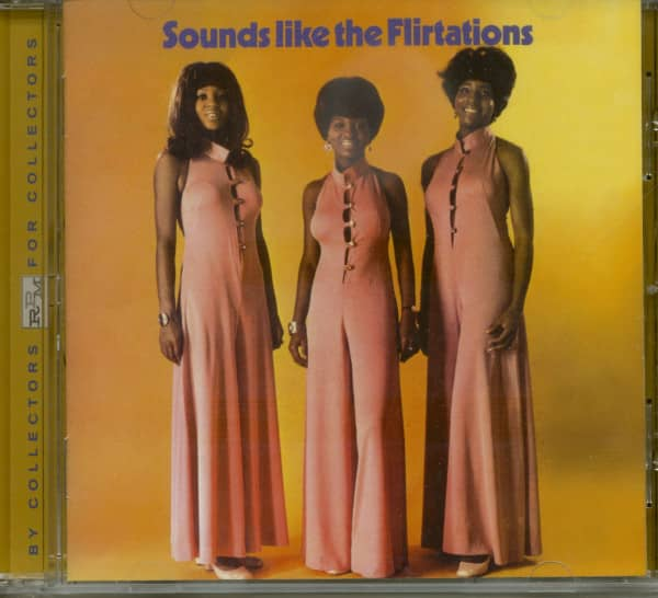 Sounds Like The Flirtations...plus (CD)