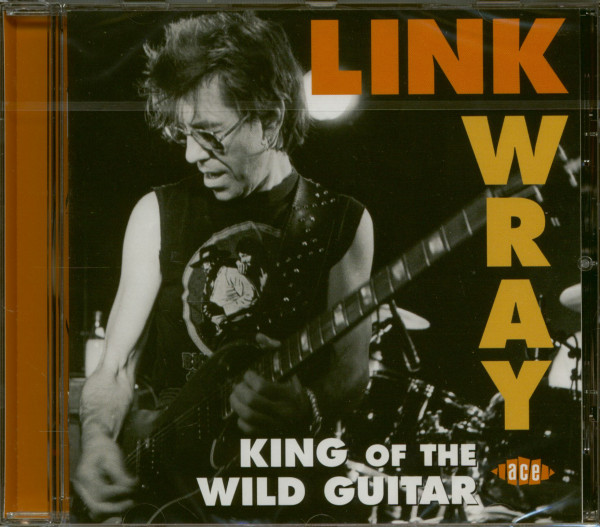 King Of The Wild Guitar (CD)