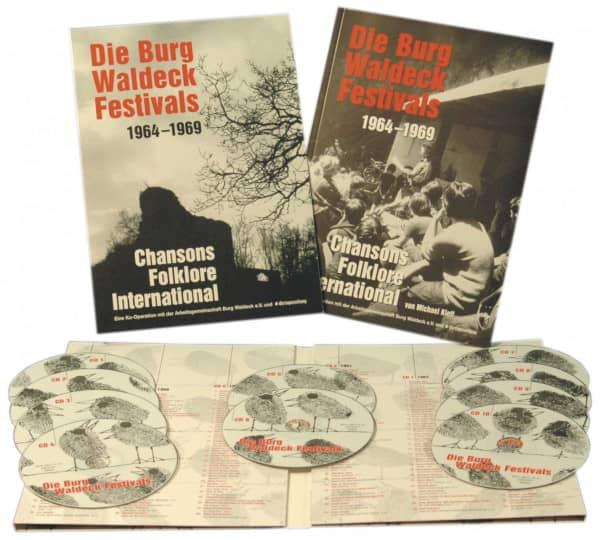 Burg Waldeck (10-CD)
