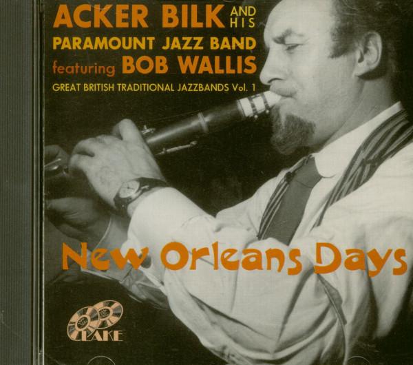 New Orleans Days (CD)