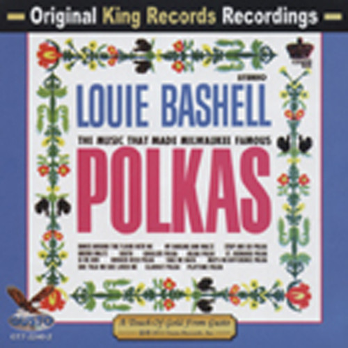 Bashell, Louie Polka At Its Best (KLP 842)