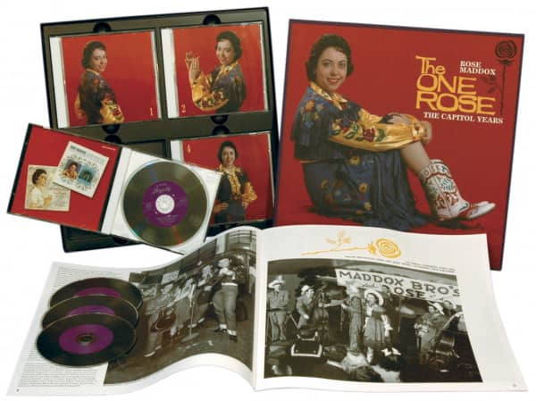 The One Rose (4-CD Deluxe Box Set)