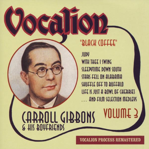 Gibbons, Carroll Black Coffee