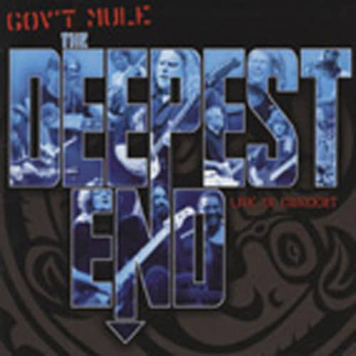 Gov't Mule The Deepest End (2-CD & 1 DVD)
