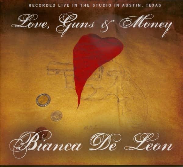Love, Guns & Money (CD)