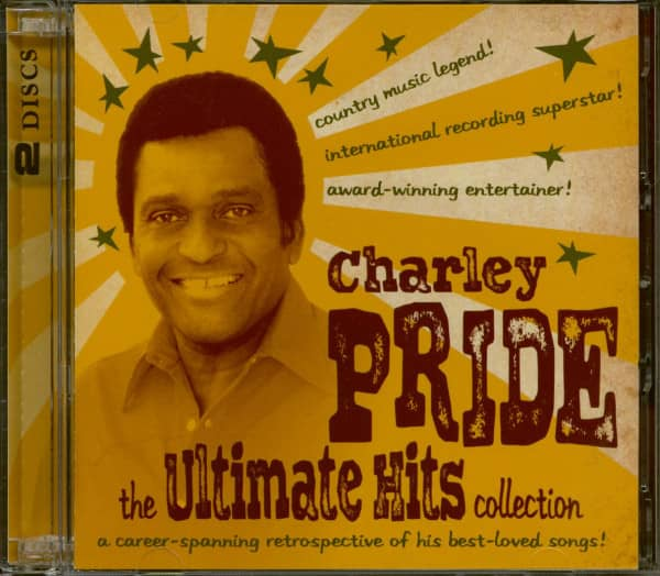 Pride, Charley The Ultimate Hits Collection (2-CD)