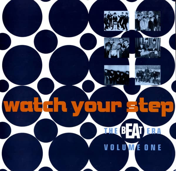 Watch Your Step - The Beat Era Vol.1