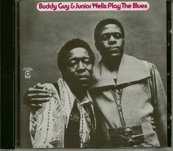 Play The Blues (CD)