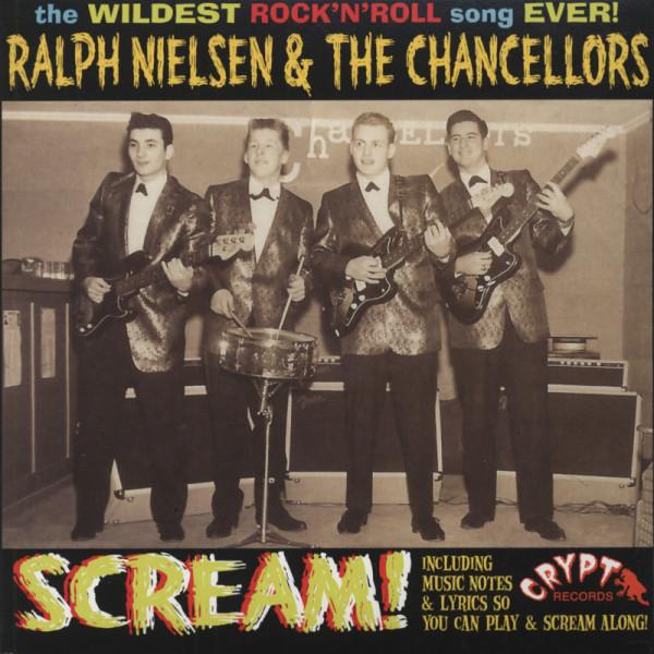 Scream! (7inch EP, 45rpm, PS)