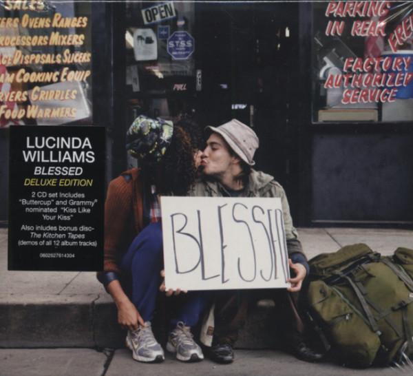 Williams, Lucinda Blessed - Deluxe (2-CD) EU