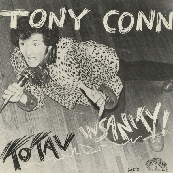 Total Insanity - Rollin' Rock Recordings (LP)