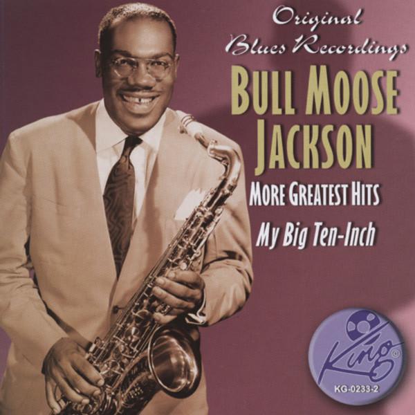 Jackson, Bull Moose Vol.2, Greatest
