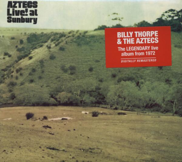 Thorpe, Billy & The Aztecs Live At Sunbury 1972