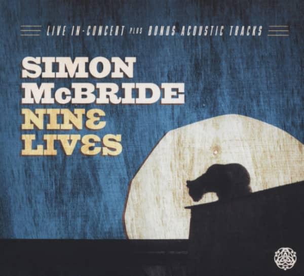 Mcbride, Simon Nine Lives