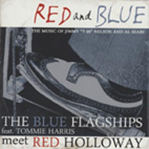 Blue Flagships Red & Blue