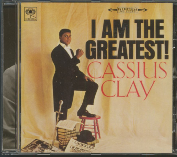 I Am The Greatest (CD)