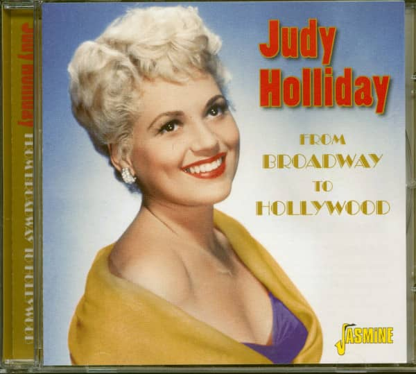 From Broadway To Hollywood (CD)