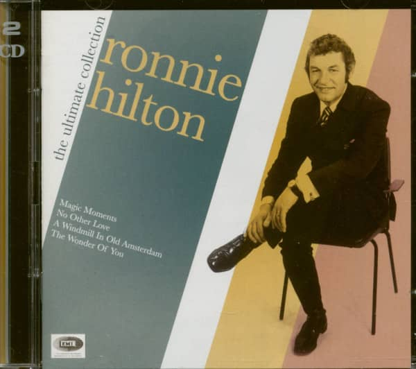 Hilton, Ronnie The Ultimate Collection (2-CD)