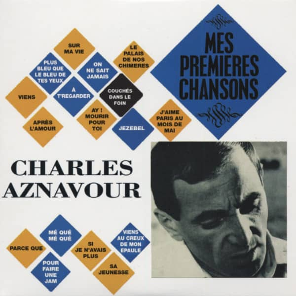 Aznavour, Charles Premieres Chansons