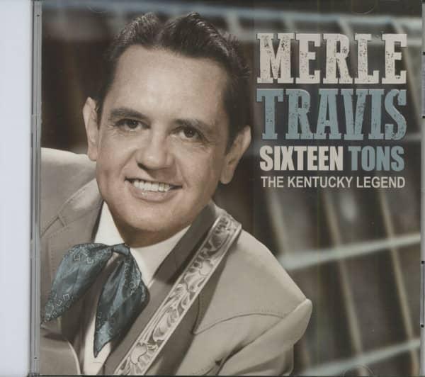 Sixteen Tons - The Kentucky Legend (CD)