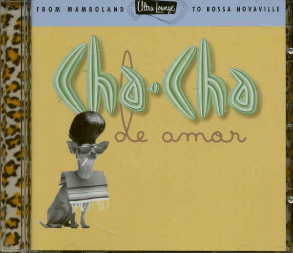 Ultra Lounge - Cha-Cha De Amore Vol.9 (CD)