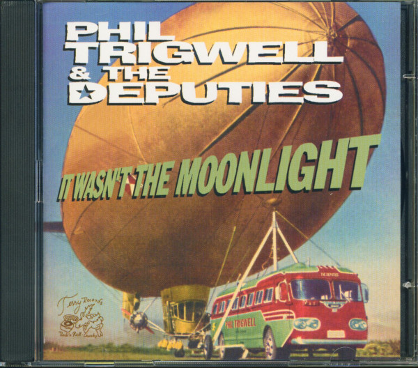 It Wasn't The Moonlight (CD)